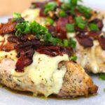 Cheesy Bacon Ranch Chicken | Low Carb Keto Recipe