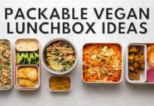 Fresh & Tasty Vegan Lunch Box Recipes