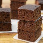 Healthy Avocado Brownies Recipe
