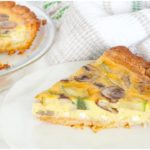 Healthy Quiche Recipe | breakfast keto, paleo, low carb