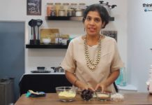 High Protein Sugar-free Besan Laddu Recipe