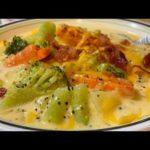 How To Make Broccoli & Potato Cheese Soup