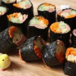 How to make Kimbap Keto Recipes  | Low Carb Keto Kimbap | Thực đơn keto 7 ngày đơn giản
