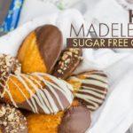 KETO Madeleines | Delicate SUGAR FREE Madeleine Cookie Recipe