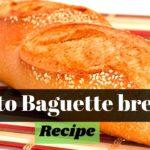 Keto Baguette Recipe| The Keto World