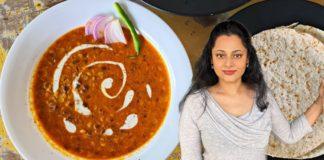 Keto Dal Makhani | Keto Lentils | Indian Keto Recipes