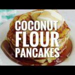 Keto Low Carb Coconut Flour Pancakes