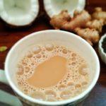 Keto Recipe - Fresh Flavoured Keto Tea   Coconut + Almond Milk Tea  LCHF Recipes Dairy Free  KetoTea