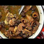 NIGERIAN PEPPER SOUP / ASSORTED MEAT PEPPER SOUP