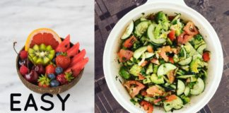 Quick Healthy Salad Recipe | Easy Salad Recipe for Lunch/Dinner | #Shorts