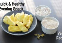 Quick & Healthy Evening Snacks - Easy Vegan Recipes | Skinny Recipes