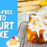 Sugar Free Yogurt Cake Recipe - Healthy Low-Carb Keto Dessert (2g Carbs)