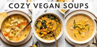 Super Cozy Vegan Soup Recipes