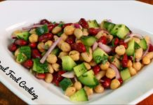 Three Bean Salad Recipe | How to Make Three Bean Salad