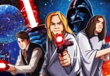Trolling the ADMINS of Star Wars RP