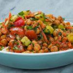 Ultimate Chickpea Salad (Vegan) | How to make Chickpea Salad | Vegan Chickpea Salad Recipe