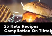 25 Keto Recipes Compilation On Tiktok | Keto Free Diet