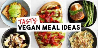 5 MEALS I EAT EVERY WEEK! (vegan)🥑