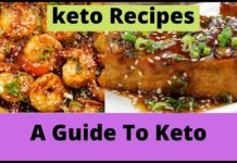 A Guide To Keto | easy keto recipes