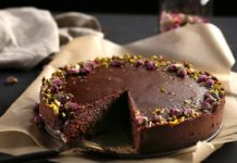 CHOCOLATE CAKE RECIPE | gluten-free, dairy free, refined sugar-free