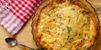 Crust-less Keto Quiche | Keto Recipes | Headbanger's Kitchen