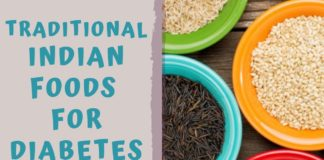 DIET FOR DIABETES - 5 TRADITIONAL INDIAN FOODS FOR PEOPLE WITH DIABETES