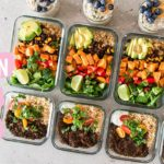EASY VEGAN MEAL PREP – Healthy Plant-Based Recipes
