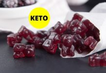 Easy Homemade Gummy Bears - Low Carb Sugar Free Keto-Friendly Recipe