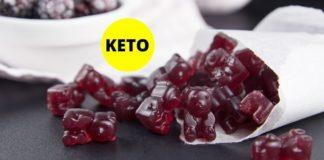 Easy Homemade Gummy Bears - Low Carb Sugar Free Keto-Friendly Recipe