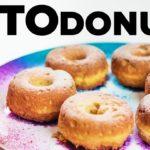Free Dunkin Donuts!? NO! 🍩 Sugar Free Donuts! || Keto Doughnut Recipe