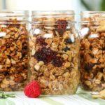 Healthy Granola | 3 Delicious Recipes