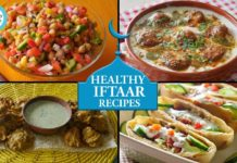 Healthy Iftar Recipes By Healthy Food Fusion