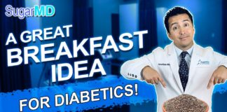 Here is a Great Diabetic Breakfast Idea: Chia Seed Pudding vs Oatmeal!