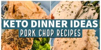 KETO DINNER IDEAS | Keto Pork Chop Recipes | Suz and The Crew