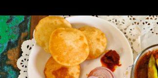 Keto Poori or Bhatura | Keto Vegetarian Recipe | Keto Snacks