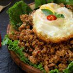 Keto Thai Basil Chicken (Pad Krapow Gai)   ผัดกระเพราไก่   Keto Recipes   Headbanger's Kitchen