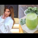 Kylie Jenner   Healthy Green Smoothie Recipe 🍏