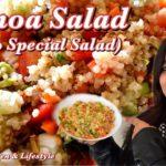 Quinoa Salad Recipe | Keto Salad Recipes | Quinoa recipes | Easy Weight loss Quinoa recipes | 2021