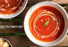 Restaurant Style Tomato Soup |  रेस्टोरेंट स्टाइल टमाटर सूप |  Chef Sanjyot Keer