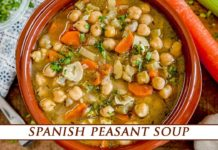Spanish Peasant Soup |  Why the Poor ate Better than the Rich
