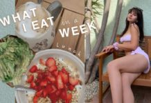 WHAT I EAT IN A WEEK | Healthy, Easy, & Quick Lunch Recipes