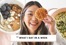What I Eat in a Week | Nourishing Vegan + Gluten Free Recipes!