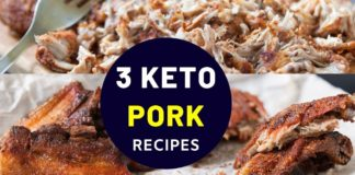 3 Keto Pork Recipes - Easy and Delicious Low Carb Dishes
