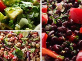 4 Healthy & Tasty Weight Loss Salad Recipes