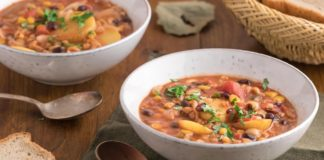 """CHICKASAW """"THREE SISTERS SOUP"""" RECIPE 