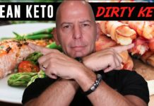 CLEAN KETO vs DIRTY KETO: THE REAL TRUTH ABOUT KETOSIS!