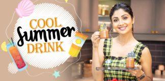 Cool Summer Drink | Shilpa Shetty Kundra | Healthy Recipes | The Art Of Loving Food