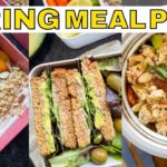 Healthy Meal Prep Recipes for Spring 🌼 Easy Packable Meal Ideas
