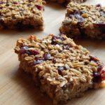 Healthy Oatmeal Breakfast Bars Recipe | The Sweetest Journey