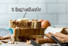 How to Make an Egg Loaf | 3 Ingredient Keto Bread Recipe
